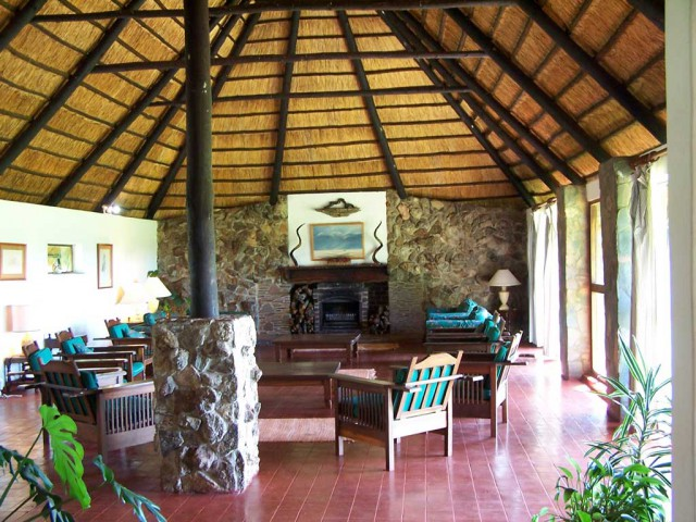 Mwanga Lodge Lounge